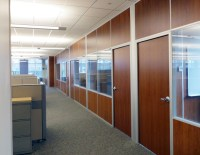 Glass Wall Panels Office