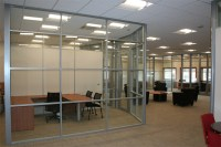 Flex Office Wall System - Demountable, Movable ...