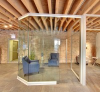 Sustainable - Demountable - Removable Office Walls ...