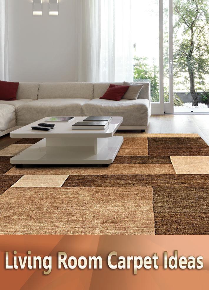 Quiet Corner:Living Room Carpet Ideas and Photos - Quiet Corner