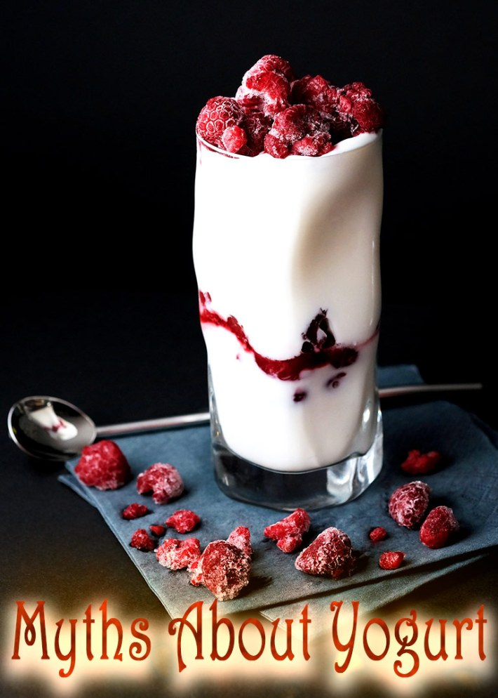 Myths About Yogurt You Need to Know!