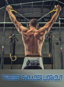 The Best Shoulder Workout 5