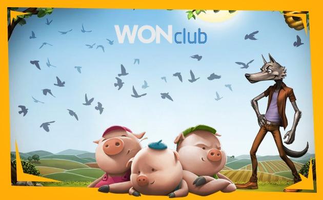 Ta emot stora bonusar hos WonClub