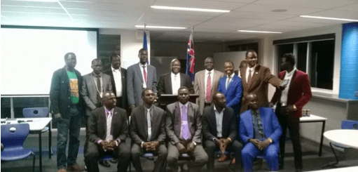 SPLM-IO YOUTH LEAGUE NATIONAL CONFERENCE IN AUSTRALIA under the theme South Sudanese Youths are for change has finally wrapped up on the Sunday evening in this Melbourne Victoria(Photo: file)