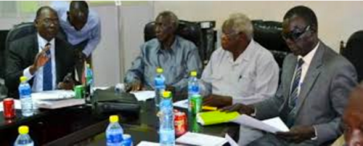 Members of Jieng Council of Elders form a new political party, the Republican party of South Sudan(Photo: file)