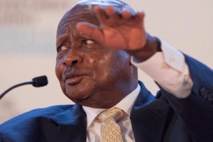 Ugandan president, Yoweri Museveni(Photo: file)