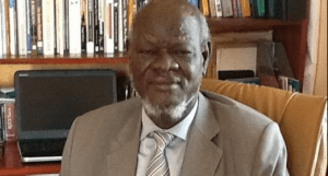 Dr. Peter Adwok Nyaba, former Minister of High Education, Science and Technology(Photo: profile)