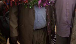 Bishop Yahana Wajo Benjamin, the Bishop Elect for Wandi Dioceses of South Sudan(Photo: file)