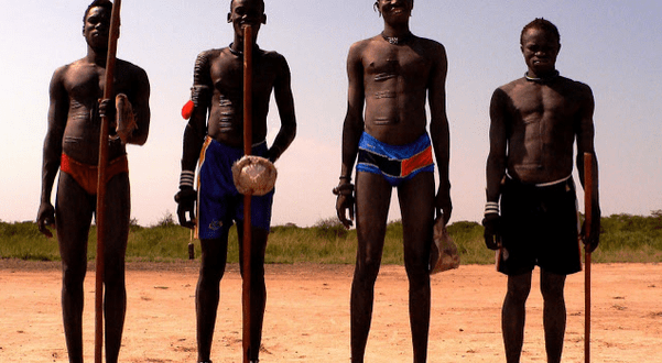 Murle youth accused of having attacked areas in Lou-Nuer of Bieh State, South Sudan(Photo: file)