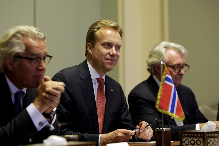 Members of TROIKA nations representing USA, UK and Norway on South Sudan Peace Revitalization Forum(Photo: file)