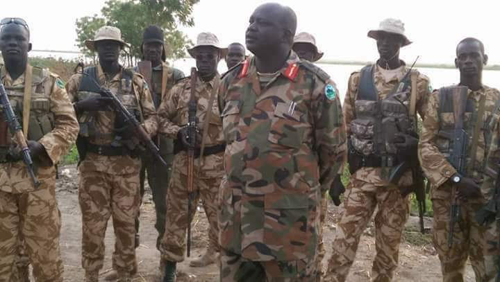 """The vision of the SPLA died with Dr. John Garang, Children of Tut Gatluak will be the one to rule your children"" Gen. Stephen Buay Rolnyang"