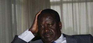 The leader of Kenyan's main opposition party, Rt. Hon. Raila Odinga, the new Kenyan envoy to South Sudan(Photo: file)