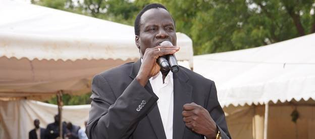 Unity State Governor mourns the death of Late. Mabek Lang who passed away