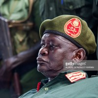BREAKING: Machar fires army chief Simon Gatwech Dual