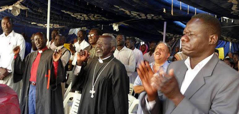 Presbyterian church in rebel-held territories neglected