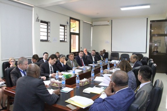 JMEC hosting its 6th Donor Conference in june, 2018 in Juba, South Sudan(Photo: file)