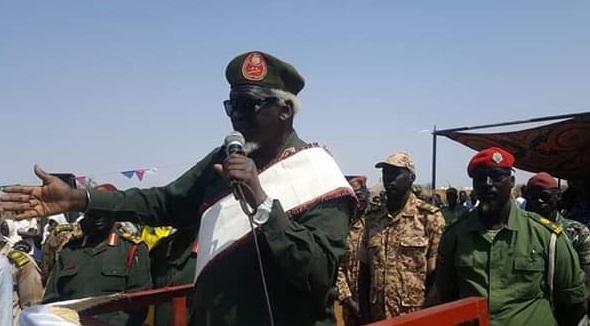 SPLM/A-IO military command denounces Dr. Machar leadership