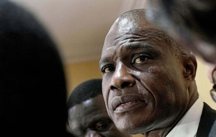 Congo opposition leader Martin Fayulu to challenge presidential election result(Photo credit: Jerome Delay, Associated Press.)