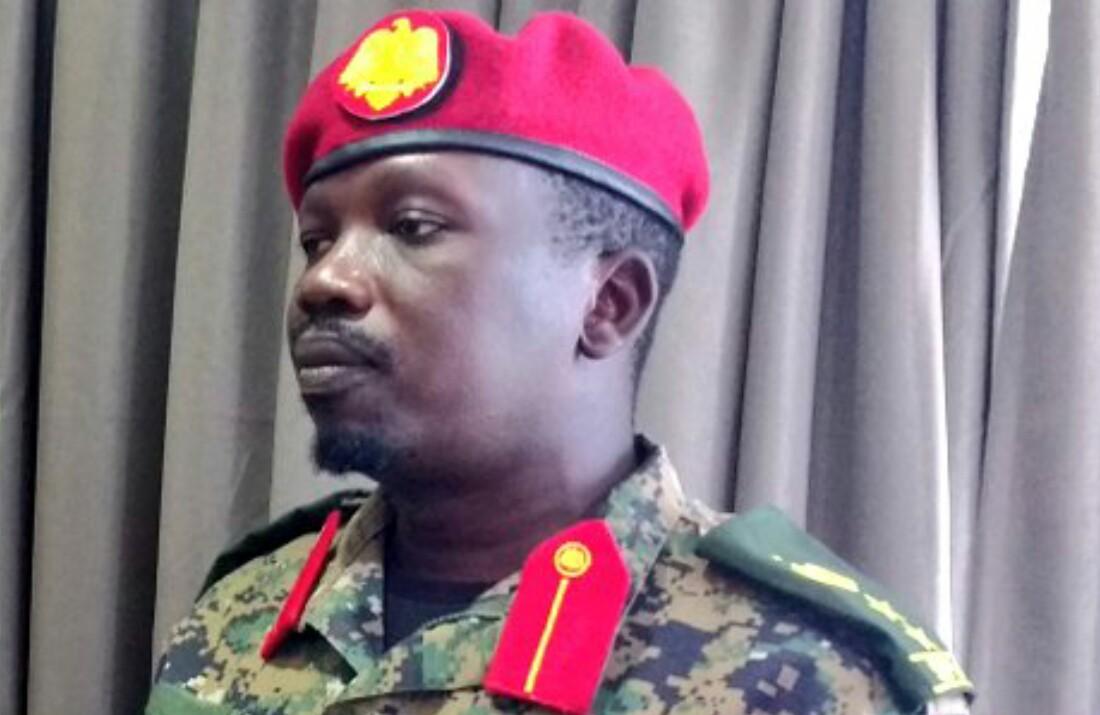SPLA-IO Deputy Spokesman Col. Lam Paul Gabriel (Photo credit: Supplied/Nyamilepedia)