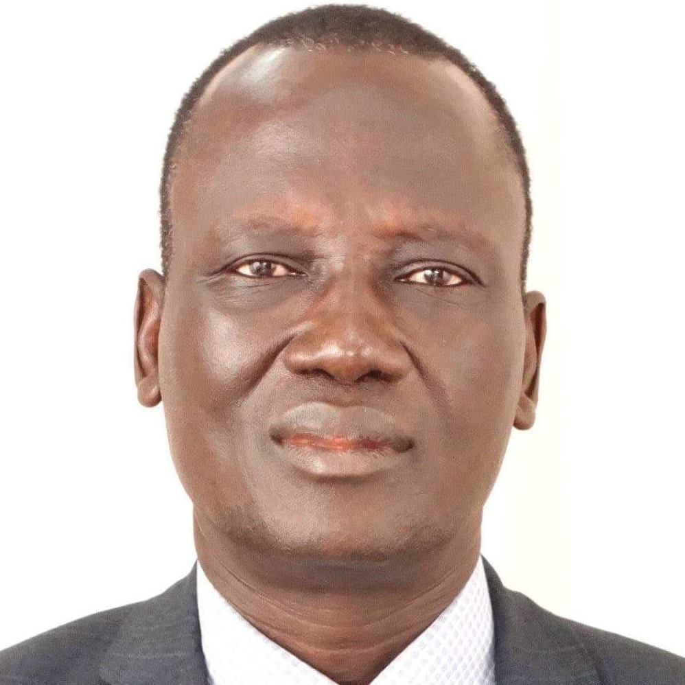 Dr Lako Jada Kwajok, Chairman of NAS International Relations Committee(Photo: file)