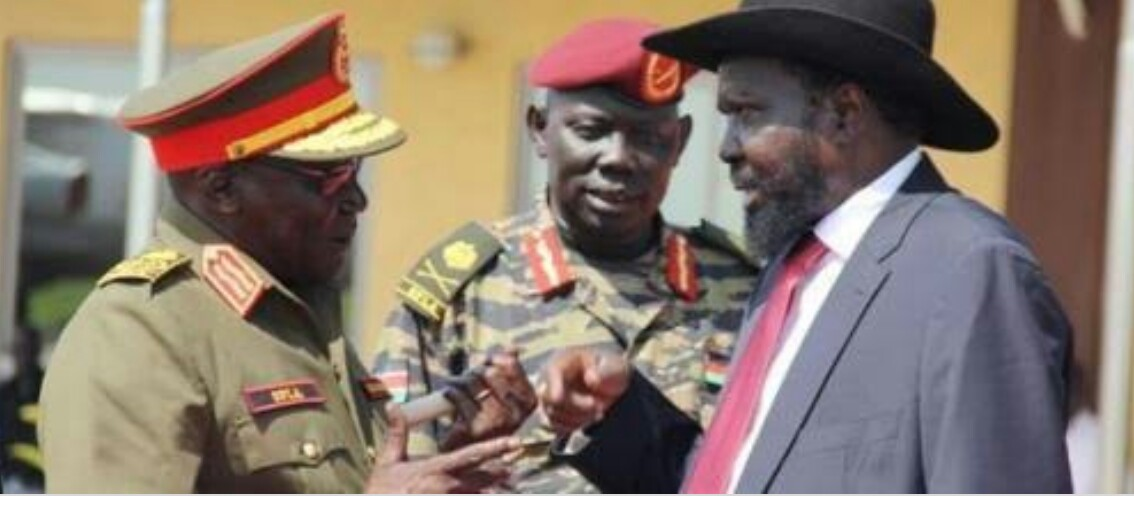 Gen. Malong asked Kiir for forgiveness, apologized and promised to renounce rebellion