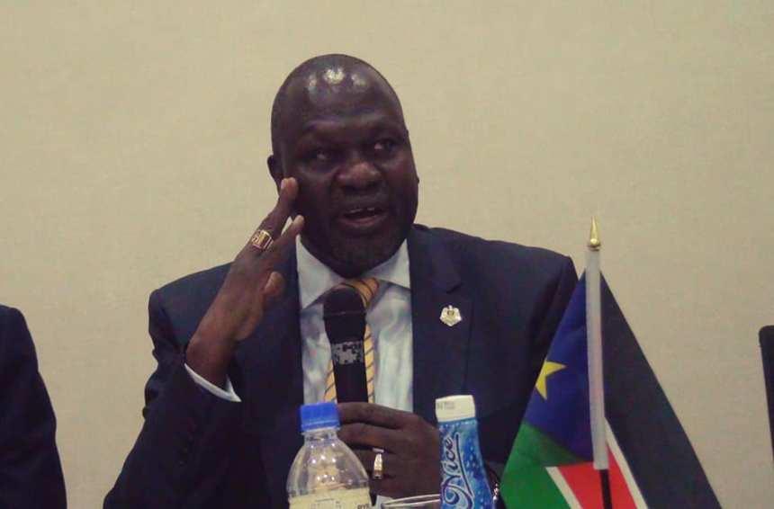SPLM-IO leader Dr. Riek Machar Teny (File/Supplied/Nyamilepedia)