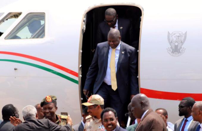 SPLM/A-IO prepares to head to Rome to join talks with the hold-out oppositions