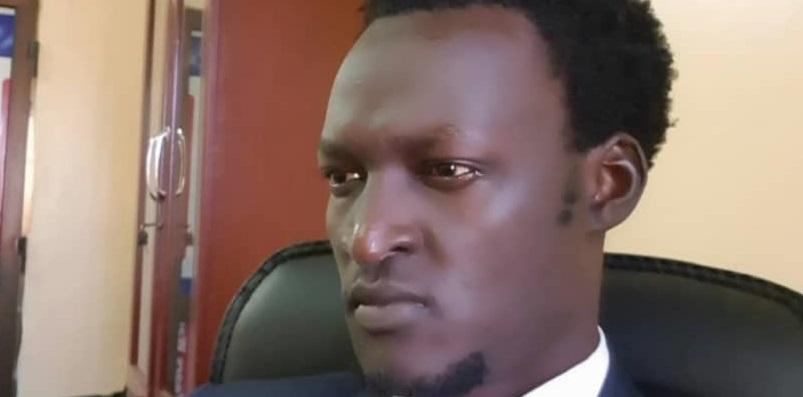South Sudan minister of higher education Denay Jock Chagor (Photo credit: Nyamilepedia)