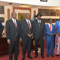 "South Sudan ""Marching On Together"" Again ~ Part A."