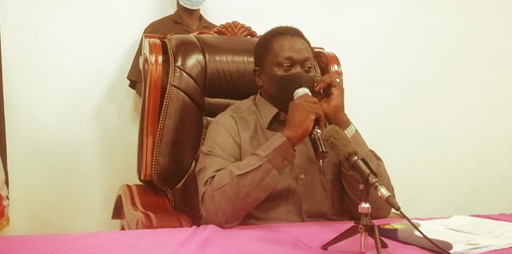South Sudan vice-president Hussein Abdelbaggi Akol (Photo credit: supplied)