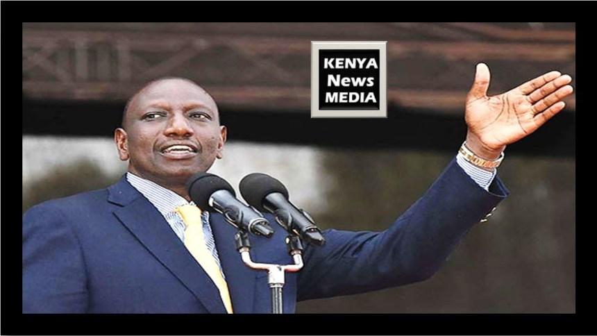 Kenyan Deputy President, William Ruto, speaking to Kenyan news media(Source: Youtube)