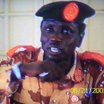 Late Cdr. Elijah Hon Top Rak, founding member of SPLM/A, passed on on October 28, 2020(Photo credit: courtesy image/family)