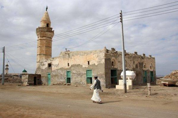 One of Tourist attraction in Sudan, Suakin City(Photo credit: courtesy image/Suakin)