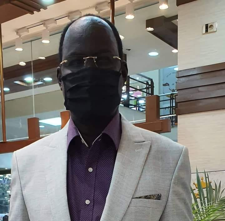 Hon. Duer Tut Duer, former governor of SPLM/A-IO Sobat State(Photo credit: courtesy image/Nyamilepedia)