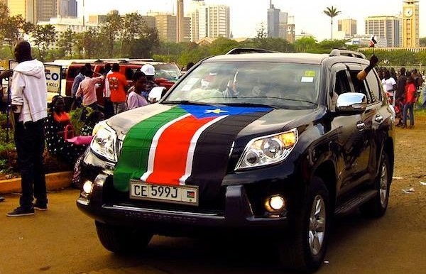South Sudan's ministerial order on vehicles operating within its borders