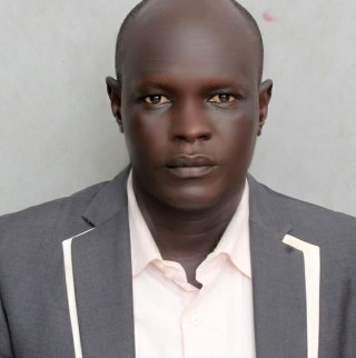 Tut Chot Rial, former SPLM/A-IO Commissioner of Akobo East County(Photo credit: supplied)
