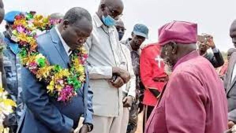 Jonglei State Deputy Governor Antipath Nyok, a renowned tribal personality