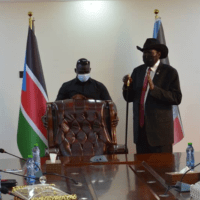 TROIKA Diplomats refused to entertain lifting of arms embargo or allowing more weapons into South Sudan