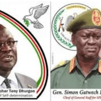 Appointment of the SPLM/A-IO Chief of Staff as Presidential Advisor for Peace clarified