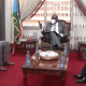 Deputy Governor of Upper Nile State, Hon. James Tor Monybuny and his delegation, meeting the First Vice President, Dr. Riek Machar Teny in his office on May 5, 2021(Photo credit: Nyamilepedia/Machar's office)