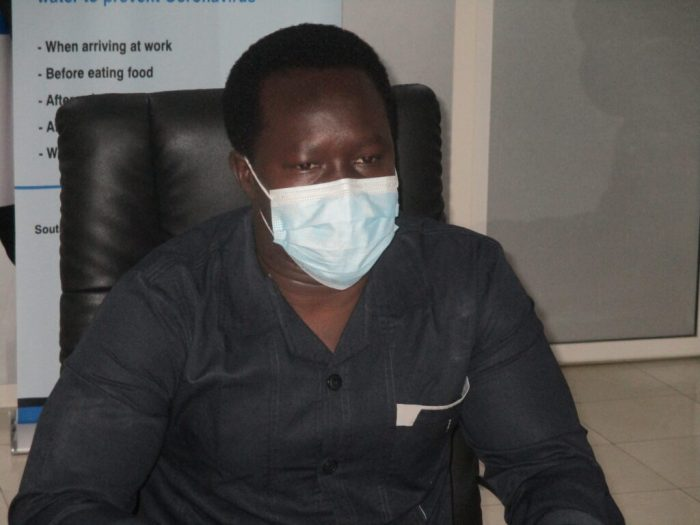 Doctor's death prompts strike by health workers over nine-month salary delay