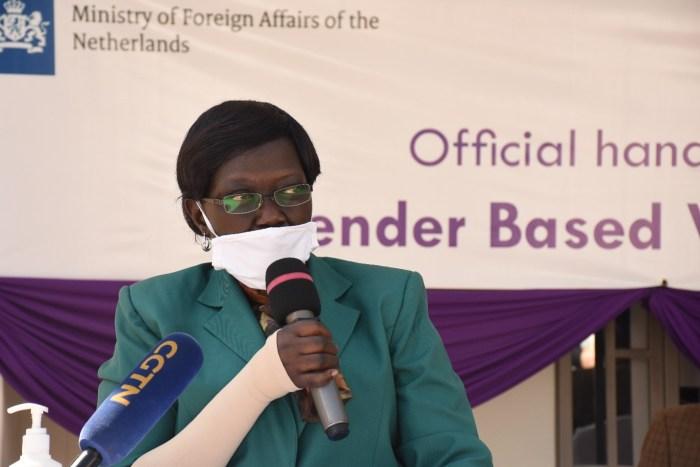 Minister blames culture for rampant gender-based violence