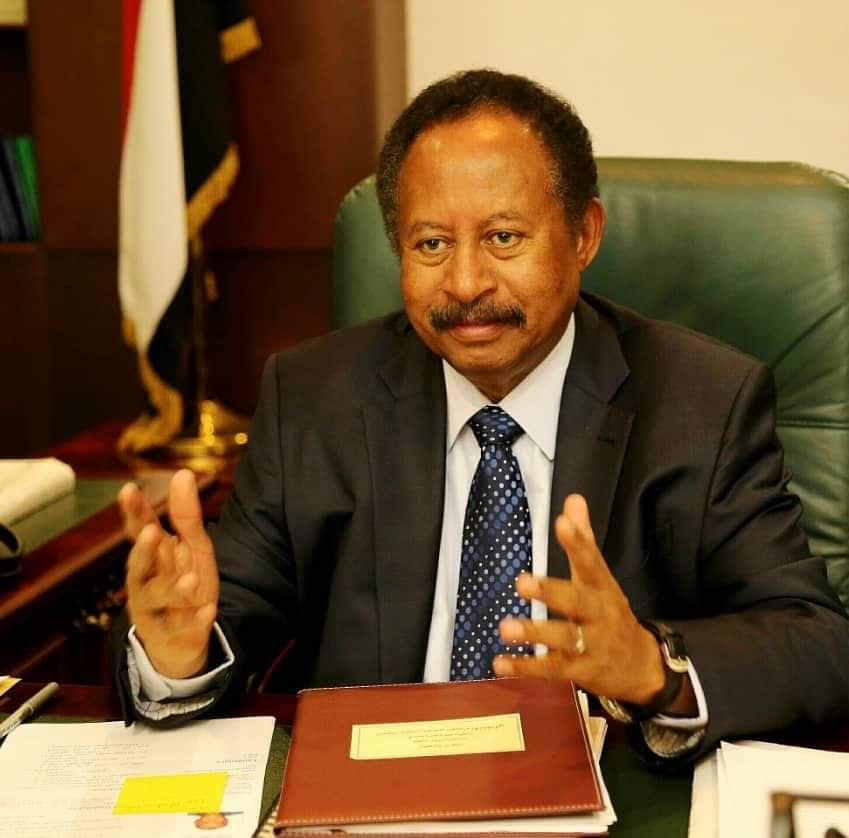 Prime Minister Hamdok reshuffles State Governors