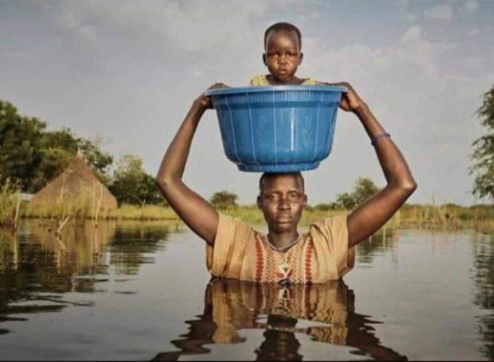 Devastating flood displaces 15,000 IDPs in Ayod County