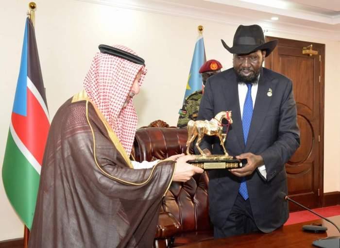 South Sudan, Saudi Arabia seek to strengthen bilateral ties