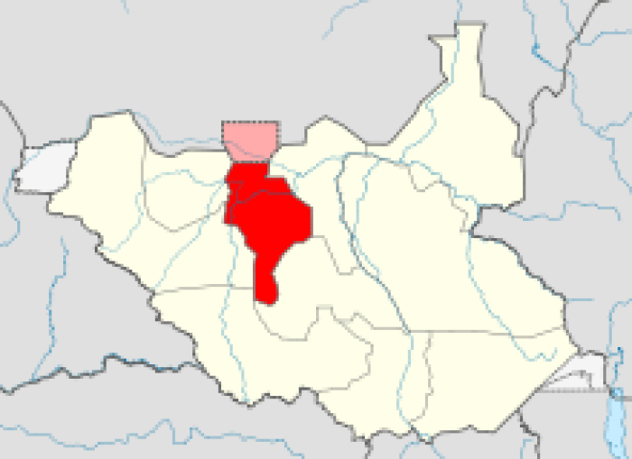 15 people killed by armed youths in Warrap State