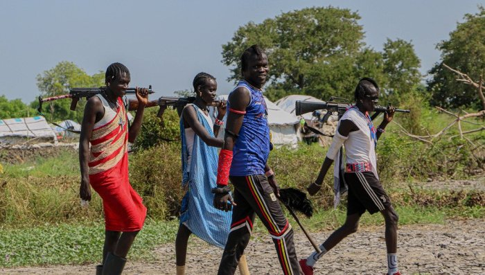 Jonglei armed militia groups killed 1,058 in eight months – report
