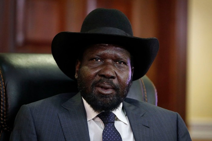 SPLM amends list of parliamentary nominees, Kiir to make announcement