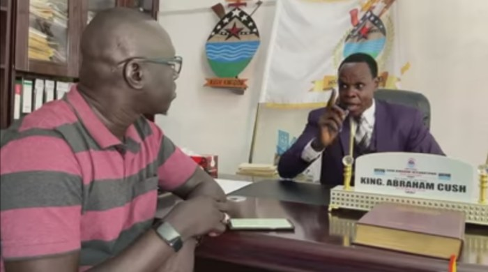 I am God's third chosen king – claims controversial cleric Abraham Chol