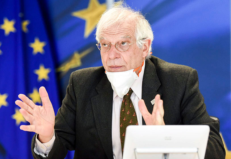 Josep Borrell Fontelles is a Spanish politician serving as High Representative of the European Union since 1 December 2019(Photo credit: supplied/labass)